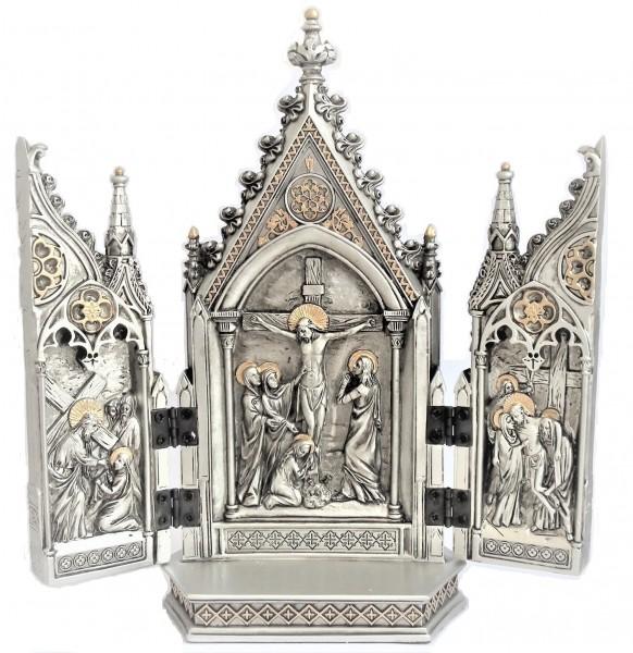 Kreuzigungs-Triptychon
