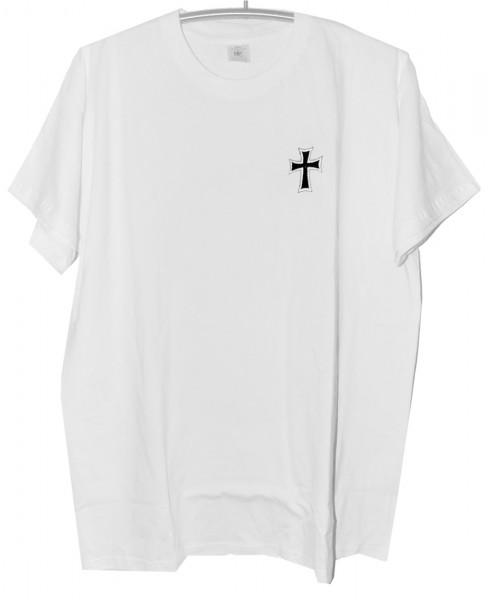 T-Shirt Deutscher Orden Weiss