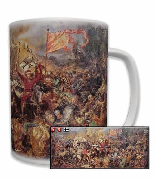"""Tasse """"Schlacht von Tannenberg"""""""