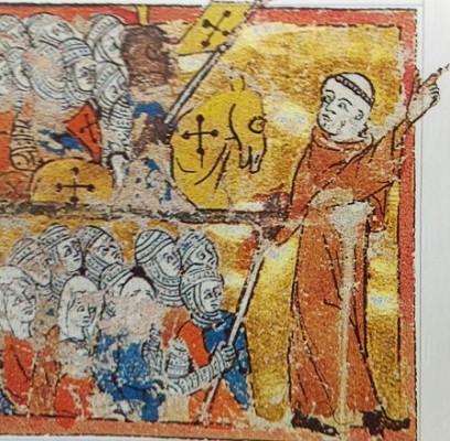 Kirche-Kreuzfahrerstaaten